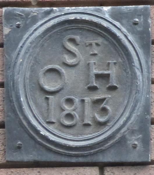 St Olave Hart Street  (Crosswall)