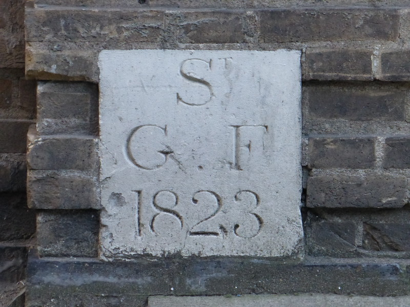 St Giles in the Fields (Alfred Mews 2)