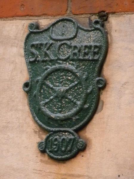 St Katharine Cree 1907(Jewry Street)