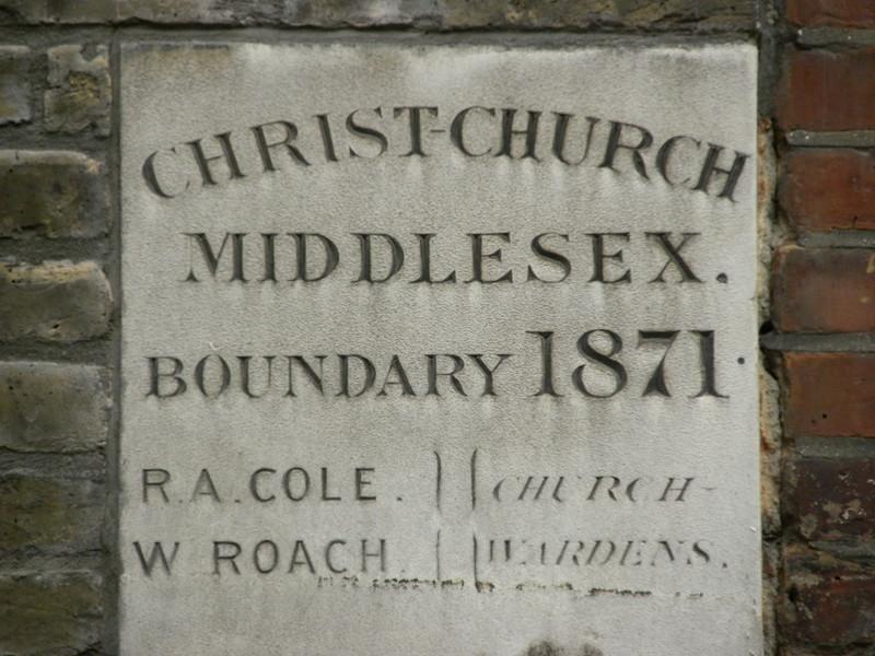 Christ Church Spitalfields (Brushfield Street)