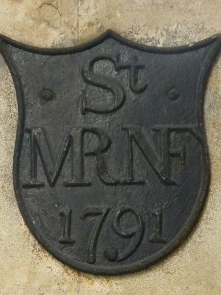 St Margaret New Fish Street (Tower St MM)