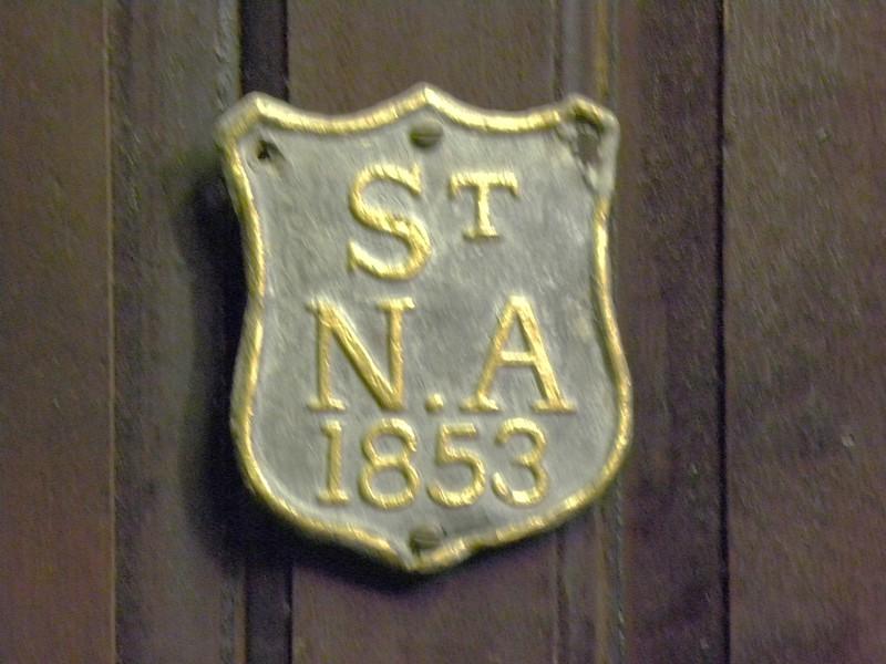 St Nicholas Acons (Vestry St Mary Abchurch)