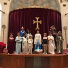 Christmas pageant at Sts. Sahag and Mesrob Church in Providence, RI.