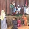A Christmas pageant at St. Mary Church in Hollywood, FL.