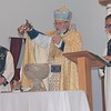 Rev. Fr. Tateos Abdalian performed the Blessing of Water ceremony at St. Garabed Church in Baton Rouge, LA.