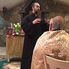 Sub-deacon Levon Asdourian, a seminarian at St. Nersess Armenian Seminary,  accompanied Fr. Garabed Kochakian to Atlanta, GA.