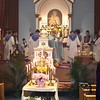 Easter Sunday at St. Peter Church, Watervliet, NY.