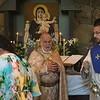 Fr. Garabed Kochakian celebrates the Divine Liturgy in Atlanta, GA.