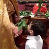 Basil blessing, Providence, RI
