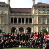 The group had the opportunity to visit the historical mansions, the Elms and the Breakers
