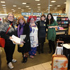 """Parishioners at the """"St. Mesrob Day"""" in Racine's Barnes and Noble."""