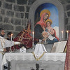 Consecration of Sourp Asdvadzadzin Church in Lernanist village, Armenia.