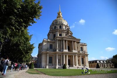 Sainte Chapelle, Rodin, Orsay, 3. nap, 2015.08.16.