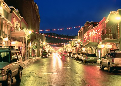 Christmas in Park City