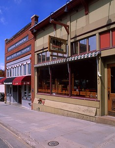 Main Street Storefronts