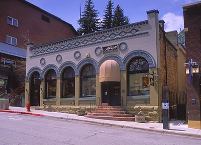 First National Bank Storefront