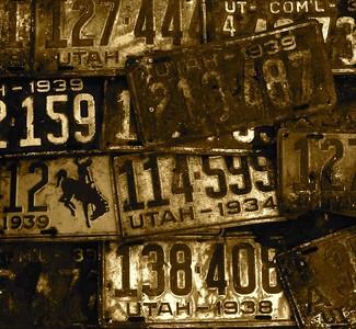 Utah Plates