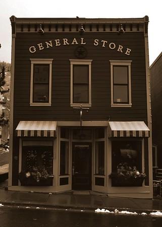 General Store, Sepia