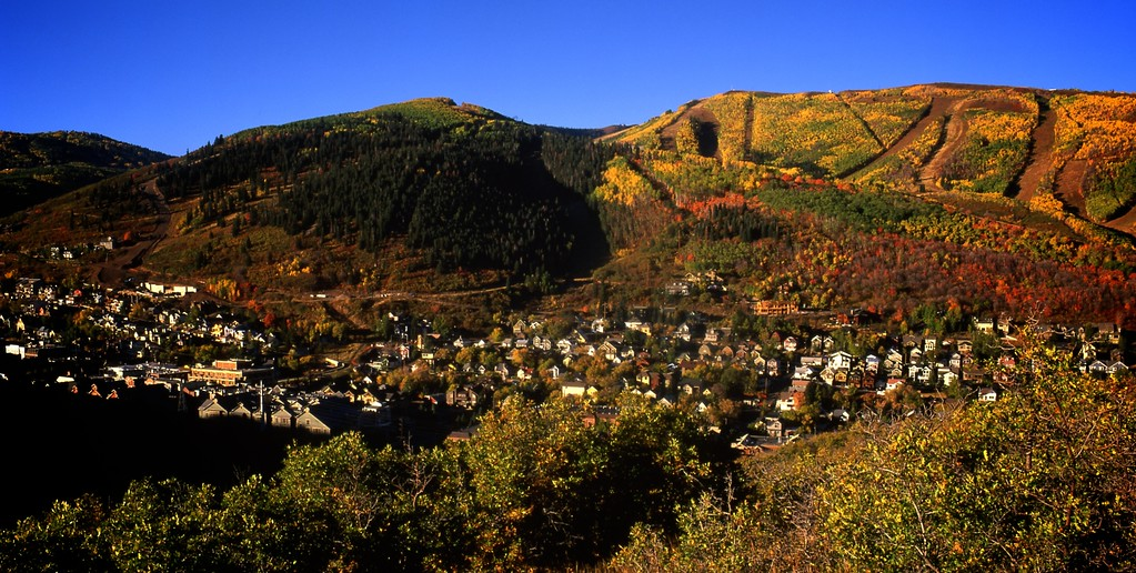 Park City, Old Town