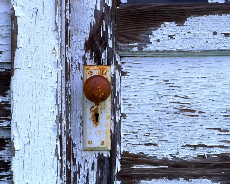 Door Knob, Old Ranch Road