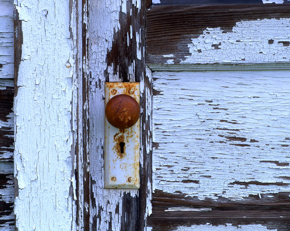 Door Knob, Old Ranch Road