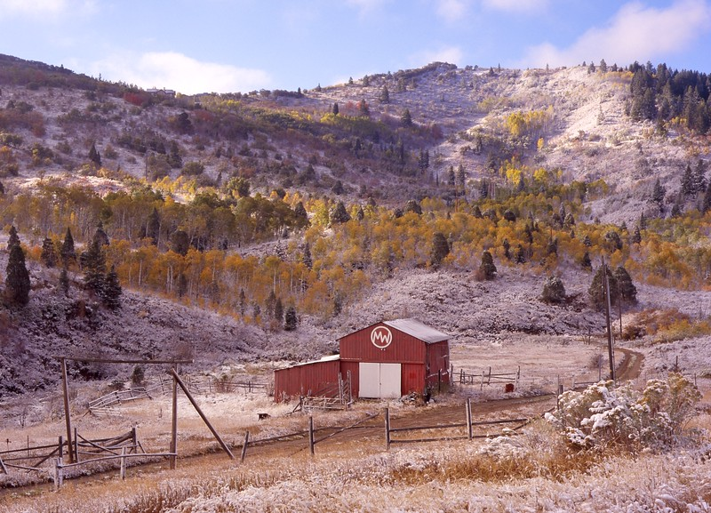 MW Barn, Parley's Summit