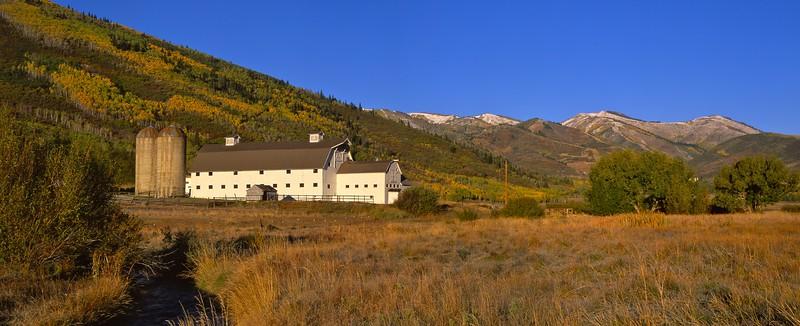 McPolin Farm, Park City, Utah.
