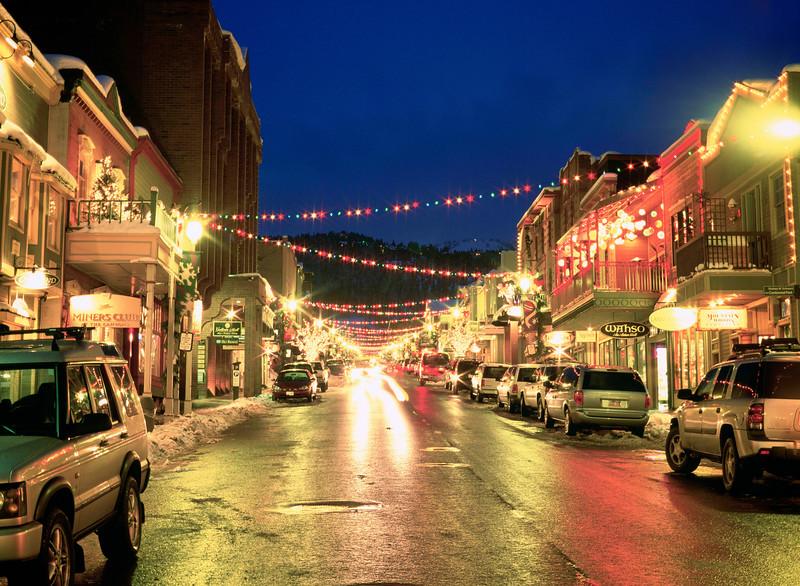 Main Street, Park City