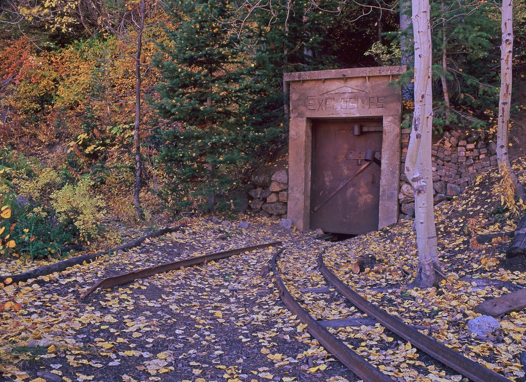 Judge Mine Explosives Bunker