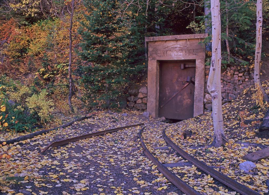 Judge Mine Explosives Bunker