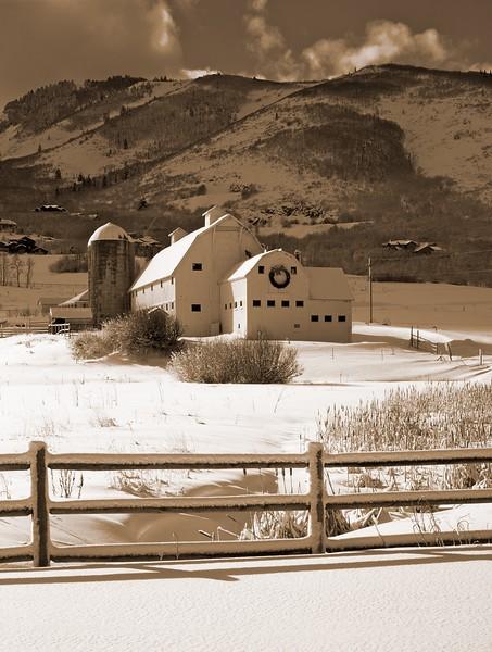 McPolin Farm, Sepia