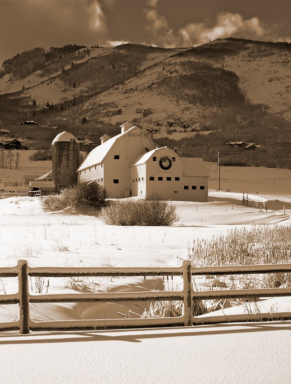 McPolin Farm, Sepia