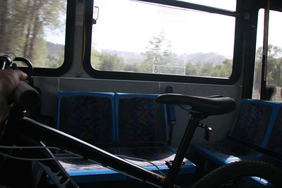 Mtn Bikes on are allowed on Park City buses