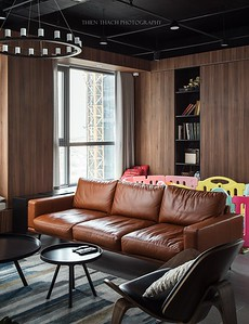 Park Hill Apartment by Kay Architecture