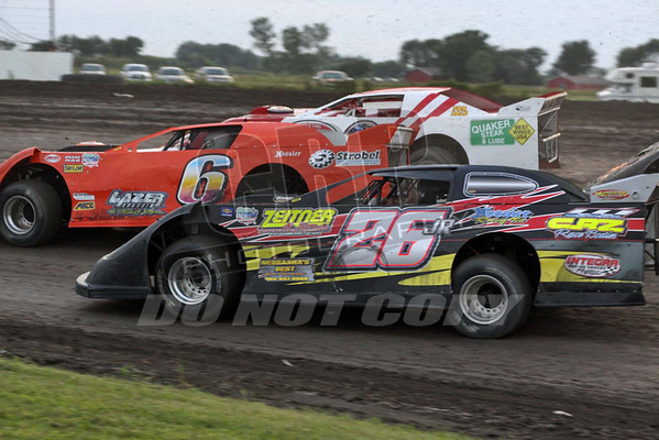 MLRA Late Model A- and B-Mains
