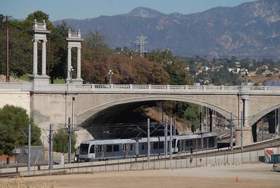 2008-11, Metro & Bridge