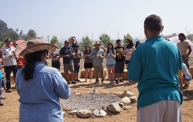 Tongva Ceremony