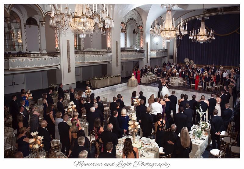 Park Plaza Hotel Boston Massachusetts Wedding Photography