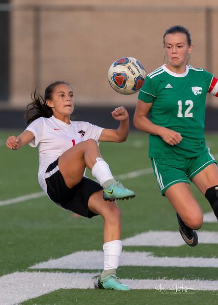 Park Tudor girls soccer Marion County Tournament vs. Lawrence North_9/26/18