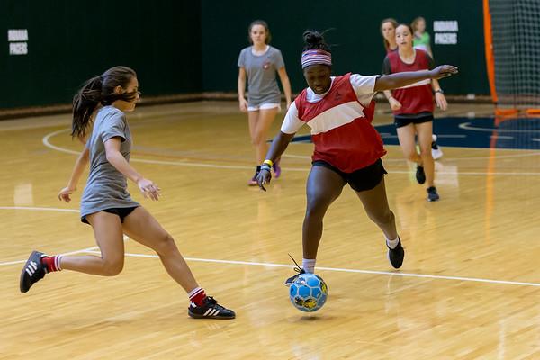 Park Tudor Girls Soccer futsal at Bankers Life_8/2/18