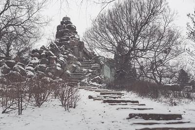 Gödöllő- Erzsébet Park 2016.01.