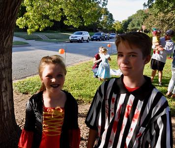 Park Hill Halloween 2016