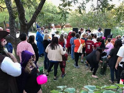 2017 Halloween Party
