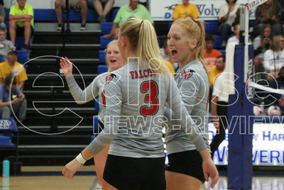 A-P, D-NH NICL East volleyball (9/24/19)