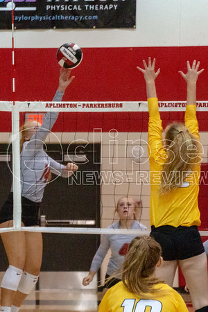 Volleyball: A-P vs. West Marshall (9/3/19)