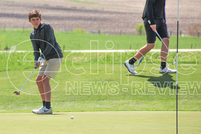 A-P, D-NH at boys sectional golf