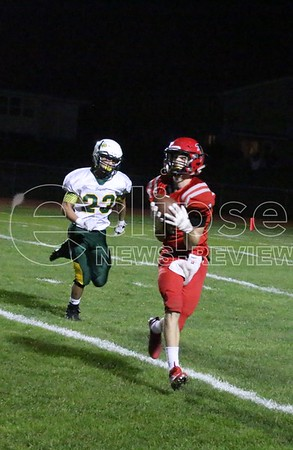 A-P football vs. Saydel (10/20/17)