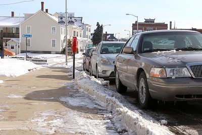 Parking ban for storms in Leominster