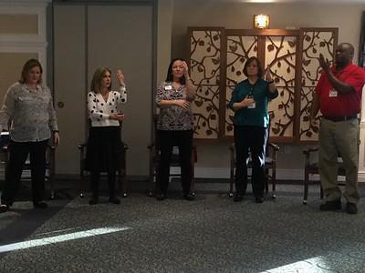 Parkinson's Tai Chi Training