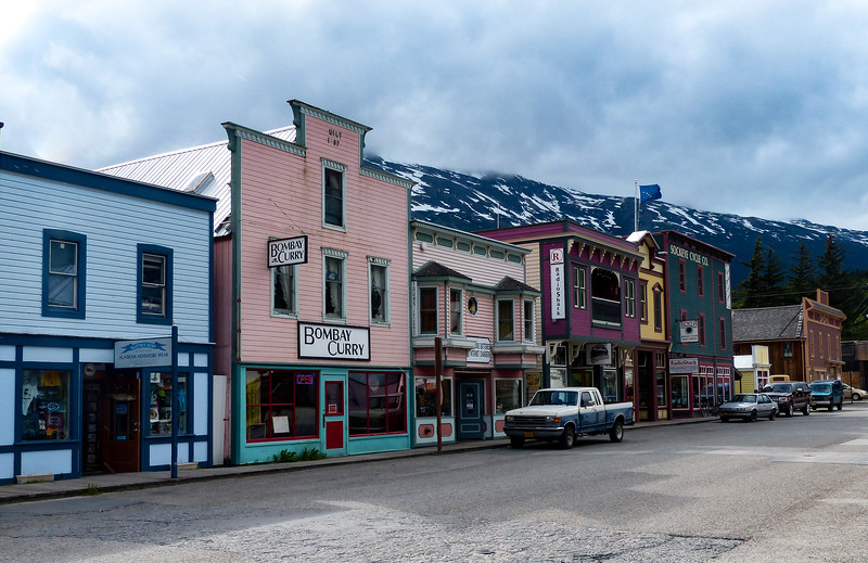 Klondike Gold Rush National Historical Park, Alaska